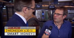 Interviewing Hugh Fearnley-Whittingstall on Smart Money