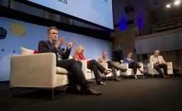Jon on the Sustainable Consumption panel